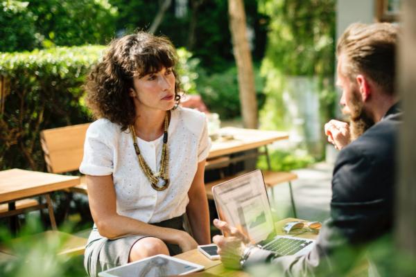 Typy rozhovorů v manažerské praxi